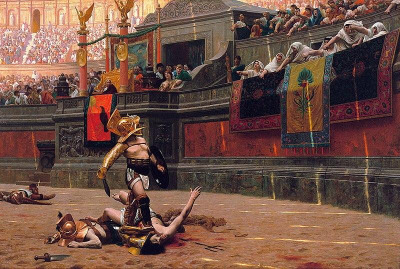 La armadura de Gladiator vendida por más de 3,7 millones