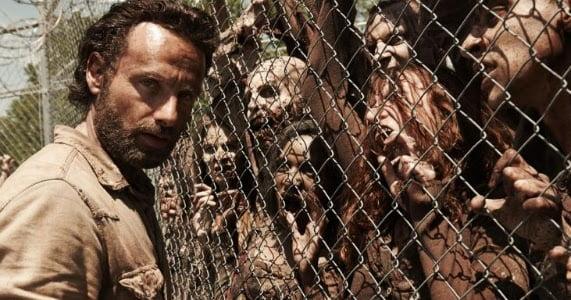 The Walking Dead ¿Cuánto cuesta un zombie como animal de compañía?