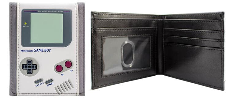 productos con diseño retro de game boy - cosas de game boy