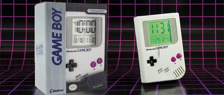 productos con diseño retro de game boy - cosas de game boy