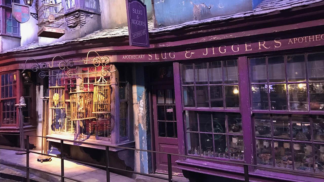 Viaje al parque temático de Harry Potter en Londres