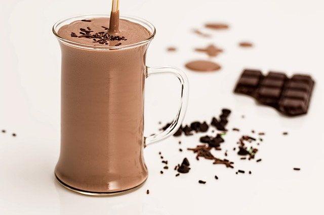 batido y recetas fáciles de chocolate en 10 minutos (o un poco más)