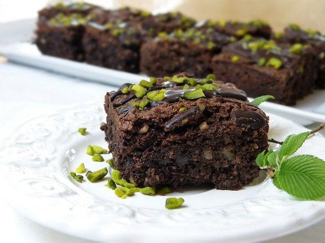 brownie y recetas fáciles de chocolate en 10 minutos (o un poco más)