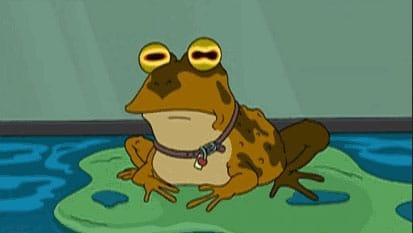 Hipnosapo de Futurama: memes, gifs animados y más