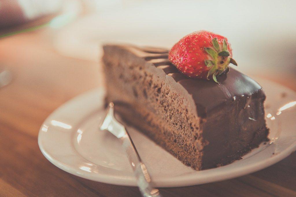 pastel de chocolate. recetas fáciles de chocolate en 10 minutos (o un poco más)