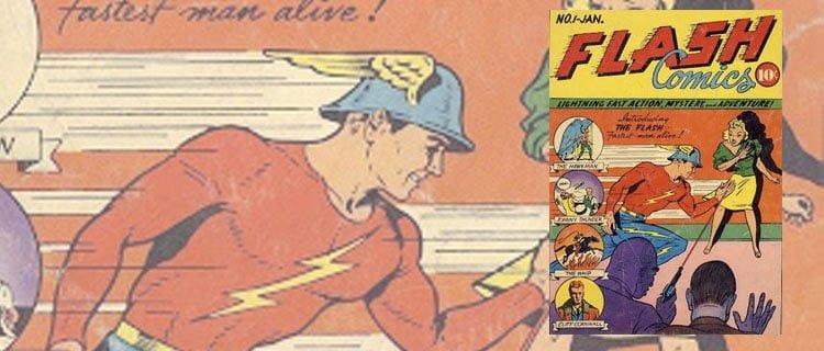 flash 1. Los cómics más caros de la historia
