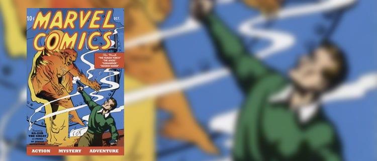 marvel 1. Los cómics más caros de la historia