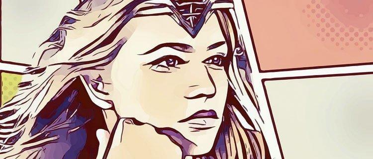 wonder woman. Los cómics más caros de la historia