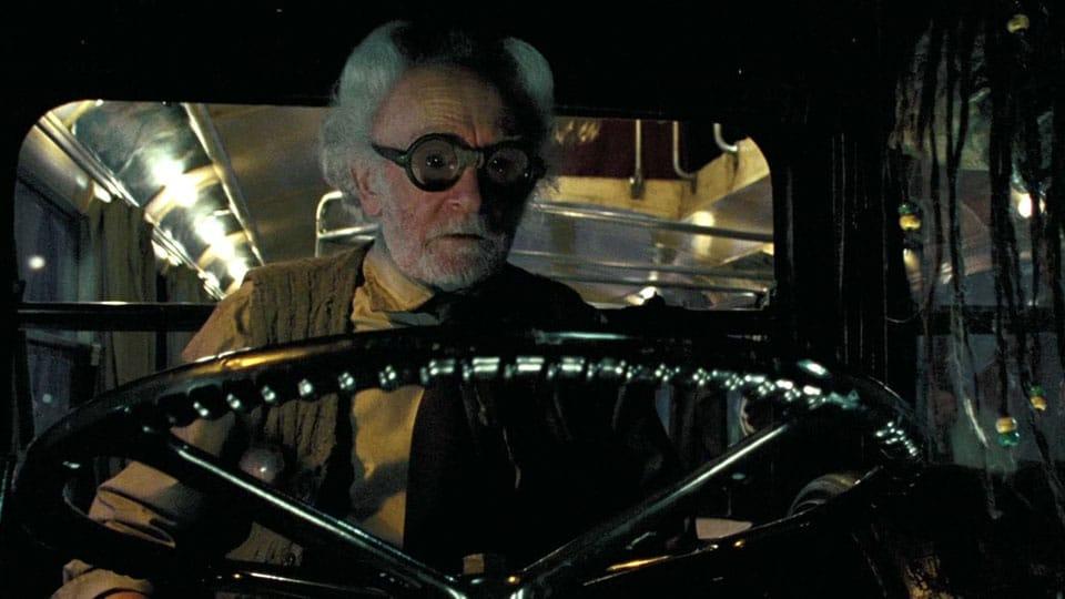 Conductor autobús. Actores de la saga de Harry Potter fallecidos en la vida real