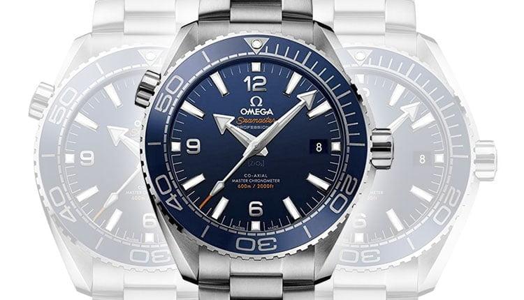 Reloj omega con cronómetro. Cosas de tecnología solo aptas para millonarios y gadgets de lujo