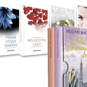 Novelas Megan Maxwell Cosmopolitan en Regalos revistas Febrero 2021 y sus promociones