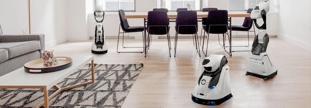 robot para el hogar triphon. Cosas de tecnología solo aptas para millonarios y gadgets de lujo