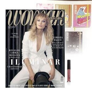 Woman agenda. Regalos revistas diciembre 2020: llega la Navidad
