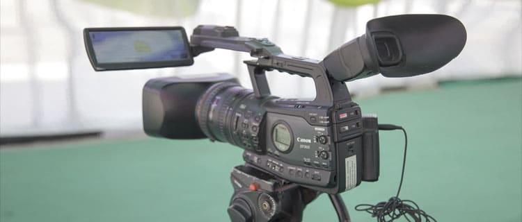 Cámara de vídeo profesional. Por qué no me gustan los reality shows