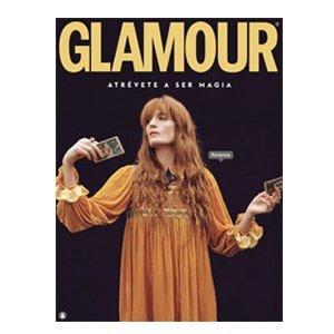 Revista Glamour en Regalos revistas enero 2021: comienza el año con fuerza
