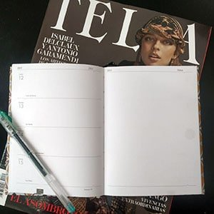 Telva Regalo agenda Regalos revistas enero 2021: comienza el año con fuerza