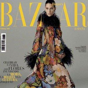 Harper's Bazaar mayo 2021. Regalos revistas españolas.
