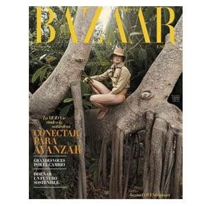 Portada revista Harper's Bazaar junio 2021
