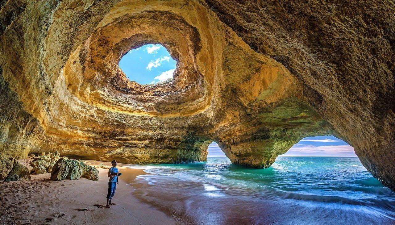 Algarve, Portugal. Sitios baratos con playa para viajar en España este verano