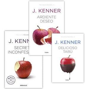 libros novela j kenner regalo revista cosmopolitan julio 2021
