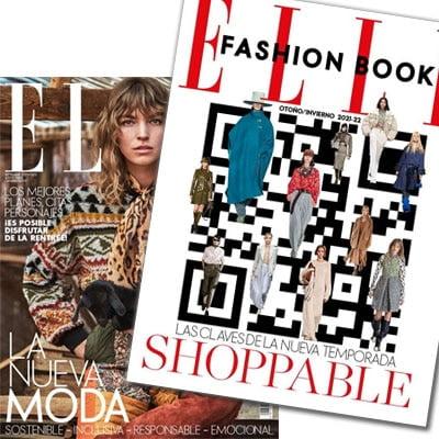 regalos revistas elle septiembre 2021 código Qr especial otoño invierno shoppable
