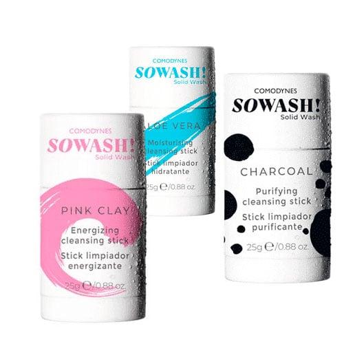 regalos revista Harper's Bazaar octubre 2021 limpiadores faciales Sowash! Comodynes