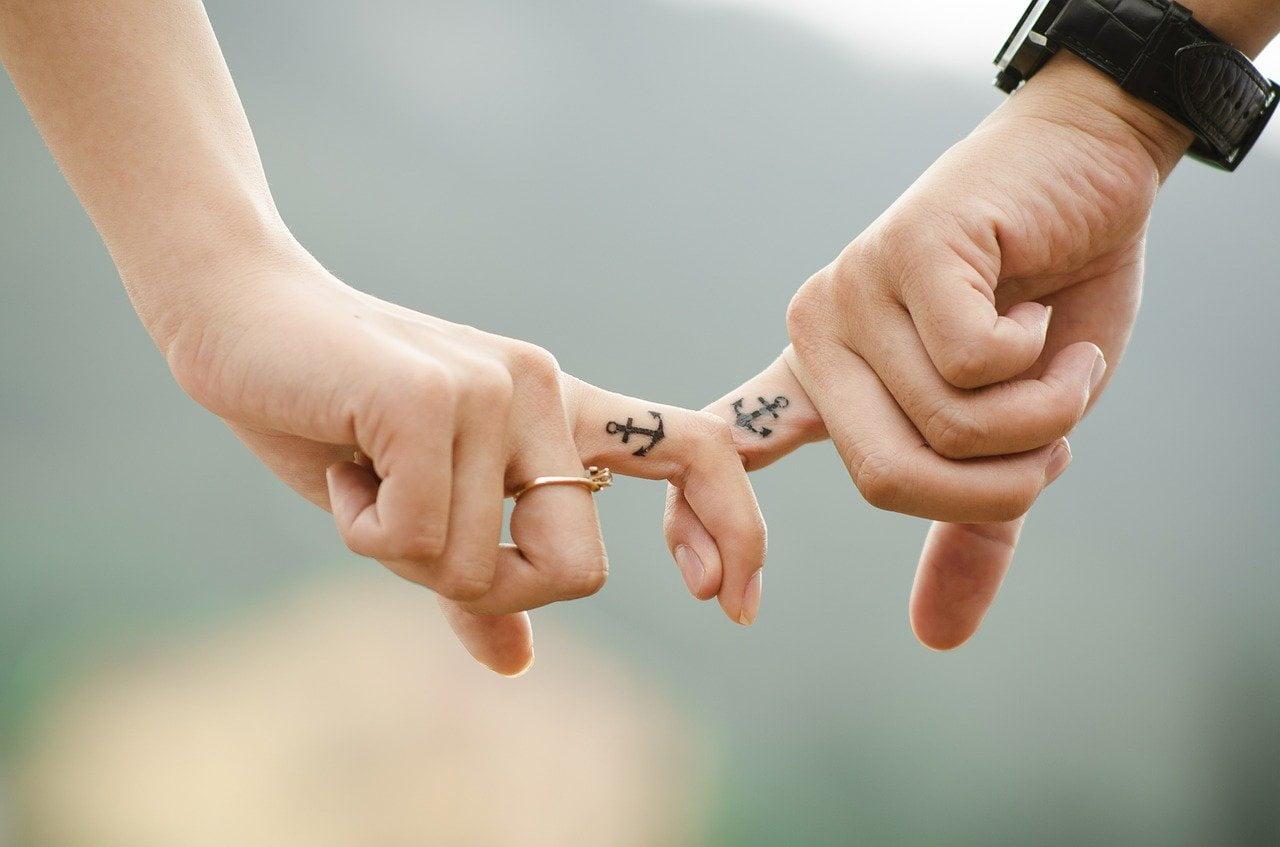 regalo para tu novio de un tatuaje en pareja